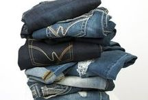 Committed to Jeans / We love jeans!