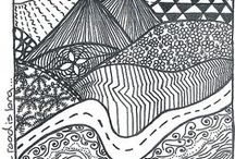 Zentangle / by Megan Hamm