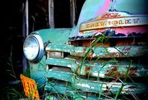 Patina, color of time past.  / by Kandy Larrimore