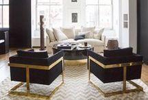 Living/Family Room Design / Interior Design