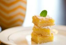 Lemon Lime L♡ve / For the love of all the lemon or lime desserts / by Lorraine (로레인) Groves