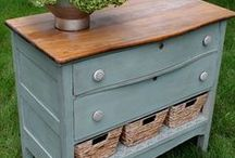 Updating Furniture / by Somer Lynne Padilla