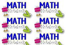 Math / by Cynthia Marie