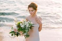 Beach wedding / Beach wedding inspirations