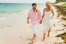 Barefoot bride / Beach weddings, destination weddings
