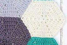 omstebeurt • Granny Crochet / Inspo for Granny workshops  #Groningen #eennieuwavontuur #haakles
