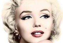 Marilyn Monroe / A true golden goddess!!