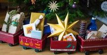 DIY-Weihnachten / DIY-Idenn rund um Weihnachten, Basteln, Nähen und mehr