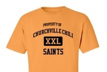 Churchville Chili High School Store - Churchville, NY   / The Churchville Chili High School apparel and sportswear store, offers t-shirts, hoodies, sweatshirts, hats, uniforms and more, printed or embroidered with hundreds of customizable designs at very competitive prices. You can design and order as few as one product or order multiple products and receive instant discounts in your shopping cart.  For orders with over 24 products, please email us for a custom quote: bulkorders@spiritshop.com