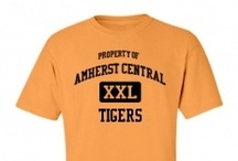 Amherst Central High School Store - Amherst, NY / The Amherst Central High School apparel and sportswear store, offers t-shirts, hoodies, sweatshirts, hats, uniforms and more, printed or embroidered with hundreds of customizable designs at very competitive prices. You can design and order as few as one product or order multiple products and receive instant discounts in your shopping cart.  For orders with over 24 products, please email us for a custom quote: bulkorders@spiritshop.com