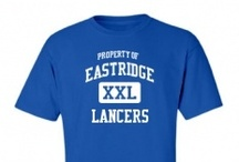 Eastridge High School Store - Rochester, NY / The Eastridge High School apparel and sportswear store, offers t-shirts, hoodies, sweatshirts, hats, uniforms and more, printed or embroidered with hundreds of customizable designs at very competitive prices. You can design and order as few as one product or order multiple products and receive instant discounts in your shopping cart.  For orders with over 24 products, please email us for a custom quote: bulkorders@spiritshop.com