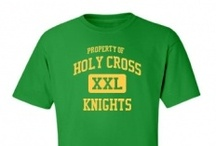 Holy Cross High School Store - Flushing, NY / The Holy Cross High School apparel and sportswear store, offers t-shirts, hoodies, sweatshirts, hats, uniforms and more, printed or embroidered with hundreds of customizable designs at very competitive prices. You can design and order as few as one product or order multiple products and receive instant discounts in your shopping cart.  For orders with over 24 products, please email us for a custom quote: bulkorders@spiritshop.com