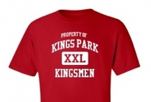 Kings Park High School Store - Kings Park, NY / The Kings Park High School apparel and sportswear store, offers t-shirts, hoodies, sweatshirts, hats, uniforms and more, printed or embroidered with hundreds of customizable designs at very competitive prices. You can design and order as few as one product or order multiple products and receive instant discounts in your shopping cart.  For orders with over 24 products, please email us for a custom quote: bulkorders@spiritshop.com