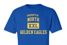 North Junior High School Store - Newburgh, NY / The North Junior High School apparel and sportswear store, offers t-shirts, hoodies, sweatshirts, hats, uniforms and more, printed or embroidered with hundreds of customizable designs at very competitive prices. You can design and order as few as one product or order multiple products and receive instant discounts in your shopping cart.  For orders with over 24 products, please email us for a custom quote: bulkorders@spiritshop.com