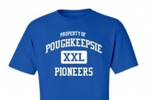 Poughkeepsie High School Store - Poughkeepsie, NY / The Poughkeepsie High School apparel and sportswear store, offers t-shirts, hoodies, sweatshirts, hats, uniforms and more, printed or embroidered with hundreds of customizable designs at very competitive prices. You can design and order as few as one product or order multiple products and receive instant discounts in your shopping cart.  For orders with over 24 products, please email us for a custom quote: bulkorders@spiritshop.com