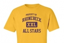 Rhinebeck High School Store - Rhinebeck, NY / The Rhinebeck High School apparel and sportswear store, offers t-shirts, hoodies, sweatshirts, hats, uniforms and more, printed or embroidered with hundreds of customizable designs at very competitive prices. You can design and order as few as one product or order multiple products and receive instant discounts in your shopping cart.  For orders with over 24 products, please email us for a custom quote: bulkorders@spiritshop.com