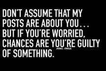 Don't you oppress me!