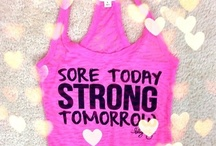 Exercise & Loose Weight & Strength Training / by Southern Lady Little Lynn