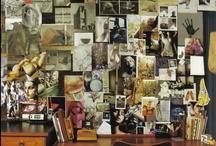 Collage & picture walls / by The Curious One