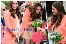 Kate Middleton style and fashion