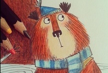 I like it - illustrations