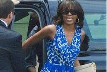 Michelle Obama style and fashion