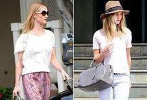 Rosie Huntington-Whiteley Style & fashion