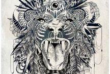 Illustration / Divers illustration, dessin et œuvres infographique