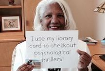 Library Card Sign Up Month / Your library card is never out of style! See what you can do with it. http://www.montgomerycountymd.gov/library/news/librarycardsignup.html / by Montgomery County Public Libraries