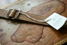 Belts / One-of-kind designer belts!