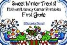 """"""" My All Things Winter! December, January, and February Holidays..."""" / All Winter (December, January and February) educational products and ideas for the classroom! Pin up to 4 pins a day that are appropriate to the board's theme. Come back often!"""