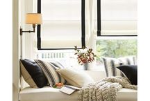 Windows and window treatments / by Obsidian Stark