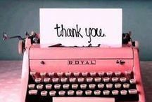 Gratitud / La importancia de la gratitud