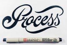 Design & Text / by Helen Rieger