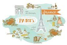 Continent européen - Paris / La magie de Paris ...