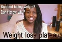 #WeightLoss Plateau's / Hit a weight-loss plateau? If you do not experience a weight loss plateau as you approach your ideal body weight, consider yourself very, very lucky. Weight loss plateaus are to be expected as you are losing weight. Our bodies are resistant to change. A large chunk of people who reach their ideal weight have experienced as many as 2-3 plateaus lasting several weeks. Remember that if changing our bodies was easy, then everyone would be walking around with a six-pack.