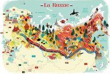 Russie - Moscou / Moscou, la Russie