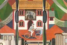 Edward Bawden (British Art)