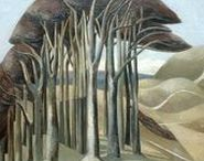Paul Nash (British Art) / Paul Nash (1889 – 1946) was one of the most original British artists of the first half of the 20th Century. His paintings express a deep, mystical attachment to the English countryside. He was an official war artist during World War I and his paintings of this period have led him to be recognised as the greatest war artist of the 20th century.  During World War II he was again appointed official war artist, this time painting the devastating effects of war on rural England.