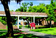 Campus Tour / Take a photographic tour of the beautiful, waterfront campus at FSU Panama City. Visit http://pc.fsu.edu/Explore to schedule a campus tour or take a virtual tour.