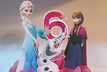 Frozen Birthday Party / by Kirsikka