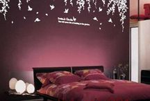 Creative Wall Lettering and Designs