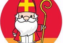 Saint Nicolas / Protecteur des enfants, et des faibles, dont la fête est célébrée le 6 décembre.