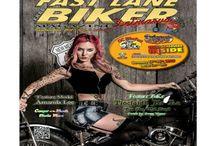 Fast Lane Biker Magazine Delmarva Covers / #FLBD  - View full issues at www.flbdelmarva.com