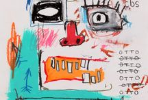 Jean-Michel Basquiat / A tribute to an awesome artist.