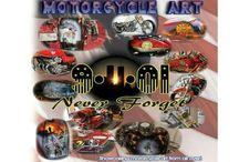 Motorcycle Art / Show us your bike's cool artwork and it mat be featured in Fast Lane Biker Magazine Delmarva! #flbd #motorcycle #motorcyclesofpinterest #bikersofpinterest
