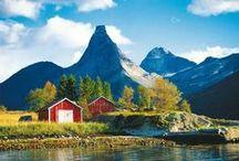 Visit Norge / Ønskereisemål i Norge!
