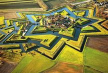 Fortifications in The Netherlands