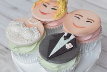 Heather wedding cupcake ideas
