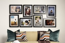 Pictures, posters, frames